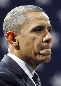 aging Obama