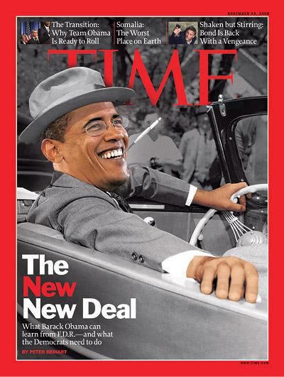 Obama - Time