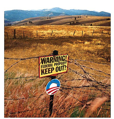 Federal land energy restrictions