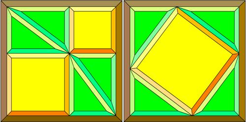 Aryabhatta's proof of Pythagoras' Theorem