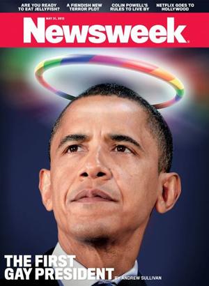 Obama - Gay President