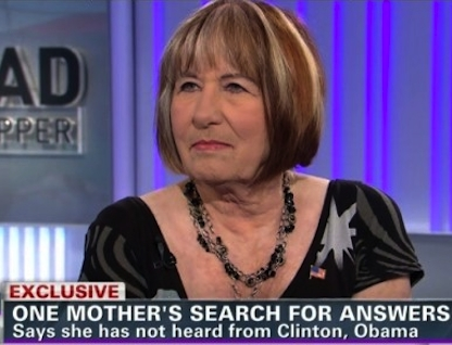 Mother of Sean Smith seeks honest answers - continues to be denied truth.